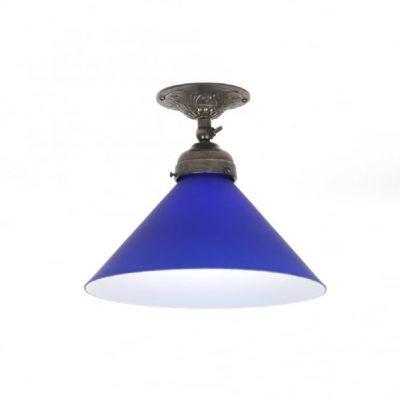 classic-british-lighting-spot-light-aged-brass-light-for-low-ceilings-or-walls-p13-4156_medium